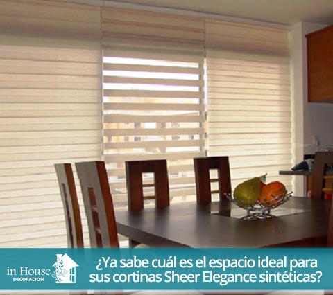 Cortinas sheer elegance en el hogar 4 consejos para for Consejos para el hogar decoracion