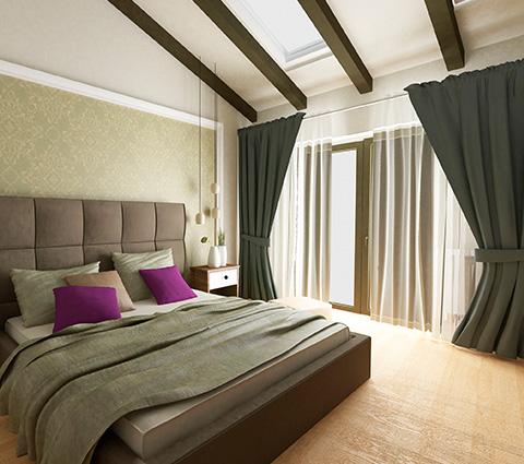 Cortinas modernas dise o de cortinas modernas in house - Diseno cortinas modernas ...